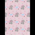 """Ткань для пэчворк (50x55см) MTY-27 из коллекции """"Лучшие моменты"""" """"Peppy"""""""