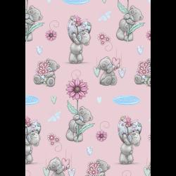 """Ткань для пэчворк (50x55см) MTY-30 из коллекции """"Лучшие моменты"""" """"Peppy"""""""