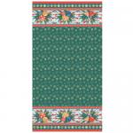 """Ткань для пэчворк (60x110см) НЧ-04 из коллекции """"Новогодние чудеса"""" """"Peppy"""""""