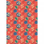 """Ткань для пэчворк (50x55см) НЧ-06 из коллекции """"Новогодние чудеса"""" """"Peppy"""""""