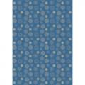 """Ткань для пэчворк (50x55см) НЧ-10 из коллекции """"Новогодние чудеса"""" """"Peppy"""""""