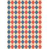 """Ткань для пэчворк (50x55см) НЧ-12 из коллекции """"Новогодние чудеса"""" """"Peppy"""""""