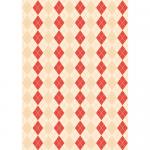 """Ткань для пэчворк (50x55см) НЧ-13 из коллекции """"Новогодние чудеса"""" """"Peppy"""""""