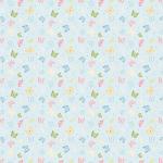 """Ткань для пэчворк (50x55см) НИ-02 из коллекции """"Нежная история"""" """"Peppy"""""""