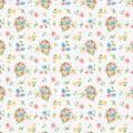 """Ткань для пэчворк (50x55см) НИ-07 из коллекции """"Нежная история"""" """"Peppy"""""""