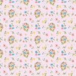 """Ткань для пэчворк (50x55см) НИ-11 из коллекции """"Нежная история"""" """"Peppy"""""""