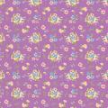 """Ткань для пэчворк (50x55см) НИ-12 из коллекции """"Нежная история"""" """"Peppy"""""""