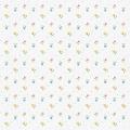 """Ткань для пэчворк (50x55см) НИ-19 из коллекции """"Нежная история"""" """"Peppy"""""""