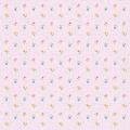 """Ткань для пэчворк (50x55см) НИ-23 из коллекции """"Нежная история"""" """"Peppy"""""""