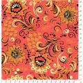 """Ткань для пэчворк (50x55см) РТ-08 из коллекции """"Русские традиции"""" """"Peppy"""""""