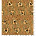 """Ткань для пэчворк (50x55см) РТ-13 из коллекции """"Русские традиции"""" """"Peppy"""""""