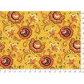 """Ткань для пэчворк (50x55см) РТ-14 из коллекции """"Русские традиции"""" """"Peppy"""""""