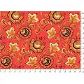 """Ткань для пэчворк (50x55см) РТ-15 из коллекции """"Русские традиции"""" """"Peppy"""""""