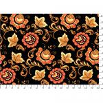 """Ткань для пэчворк (50x55см) РТ-16 из коллекции """"Русские традиции"""" """"Peppy"""""""