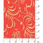 """Ткань для пэчворк (50x55см) РТ-17 из коллекции """"Русские традиции"""" """"Peppy"""""""