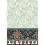 """Ткань для пэчворк (60x110см) СВ-01 из коллекции """"Сказочный восток"""" """"Peppy"""""""
