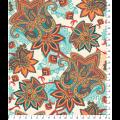 """Ткань для пэчворк (50x55см) СВ-04 из коллекции """"Сказочный восток"""" """"Peppy"""""""