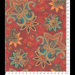 """Ткань для пэчворк (50x55см) СВ-05 из коллекции """"Сказочный восток"""" """"Peppy"""""""