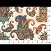 """Ткань для пэчворк (50x55см) СВ-07 из коллекции """"Сказочный восток"""" """"Peppy"""""""