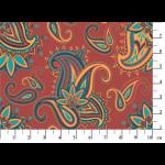 """Ткань для пэчворк (50x55см) СВ-08 из коллекции """"Сказочный восток"""" """"Peppy"""""""