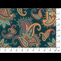 """Ткань для пэчворк (50x55см) СВ-09 из коллекции """"Сказочный восток"""" """"Peppy"""""""