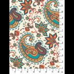 """Ткань для пэчворк (50x55см) СВ-10 из коллекции """"Сказочный восток"""" """"Peppy"""""""
