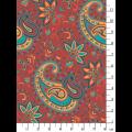 """Ткань для пэчворк (50x55см) СВ-11 из коллекции """"Сказочный восток"""" """"Peppy"""""""