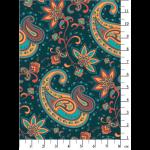 """Ткань для пэчворк (50x55см) СВ-12 из коллекции """"Сказочный восток"""" """"Peppy"""""""