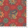 """Ткань для пэчворк (50x55см) СВ-14 из коллекции """"Сказочный восток"""" """"Peppy"""""""
