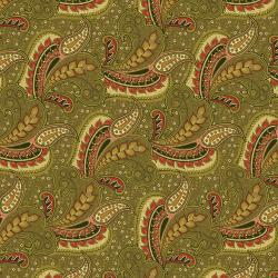 """Ткань для пэчворк ТМ-04 из коллекции """"Тайны Марокко"""" """"Peppy"""""""