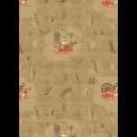 """Ткань для пэчворк (50x55см) УУ-07 из коллекции """"Удачный урожай"""" """"Peppy"""""""