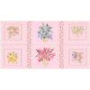 """Ткань для пэчворк (60x110см) ВЭ-03 из коллекции """"Весенний этюд"""" """"Peppy"""""""