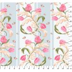 """Ткань для пэчворк (60x110см) ВЭ-05 из коллекции """"Весенний этюд"""" """"Peppy"""""""