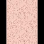 """Ткань для пэчворк (50x55см) ВМ-05 из коллекции """"Век моды"""" """"Peppy"""""""