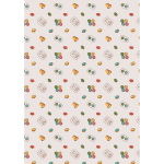 """Ткань для пэчворк (50x55см) ВМ-10 из коллекции """"Век моды"""" """"Peppy"""""""