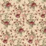 """Ткань для пэчворк (50x55см) ВР-03 из коллекции """"Викторианские розы"""" """"Peppy"""""""
