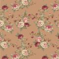 """Ткань для пэчворк (50x55см) ВР-05 из коллекции """"Викторианские розы"""" """"Peppy"""""""
