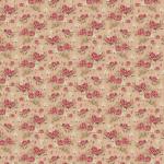 """Ткань для пэчворк (50x55см) ВР-06 из коллекции """"Викторианские розы"""" """"Peppy"""""""