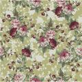 """Ткань для пэчворк (60x110см) ВР-27 из коллекции """"Викторианские розы"""" """"Peppy"""""""