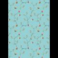 """Ткань для пэчворк (50x55см) ВС-05 из коллекции """"Версальские сады"""" """"Peppy"""""""