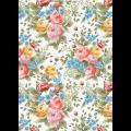 """Ткань для пэчворк (50x55см) ВС-09 из коллекции """"Версальские сады"""" """"Peppy"""""""