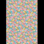 """Ткань для пэчворк (50x55см) ВС-17 из коллекции """"Версальские сады"""" """"Peppy"""""""
