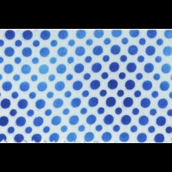 """Ткань для пэчворк 23413-W из коллекции """"Ombre Dots"""" """"Quilting Treasures"""" (США)"""