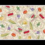 """Ткань для пэчворк 23572-E из коллекции """"Разнообразие сада"""" """"Quilting Treasures"""" (США)"""