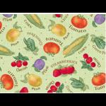 """Ткань для пэчворк 23573-H из коллекции """"Разнообразие сада"""" """"Quilting Treasures"""" (США)"""