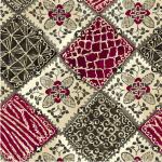 """Ткань для пэчворк 24016-M из коллекции """"Maya"""" """"Quilting Treasures"""" (США)"""
