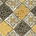 """Ткань для пэчворк 24016-S из коллекции """"Maya"""" """"Quilting Treasures"""" (США)"""