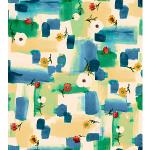 """Ткань для пэчворк 26866-B из коллекции """"Delia"""" """"Quilting Treasures"""" (США)"""