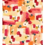 """Ткань для пэчворк 26866-S из коллекции """"Delia"""" """"Quilting Treasures"""" (США)"""