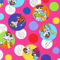 """Ткань для пэчворк (50x55см) 10360-108 из коллекции """"Maxine"""" """"Robert Kaufman""""(США)"""